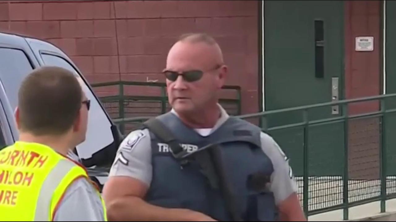 Police: Suspect in custody in SC school...