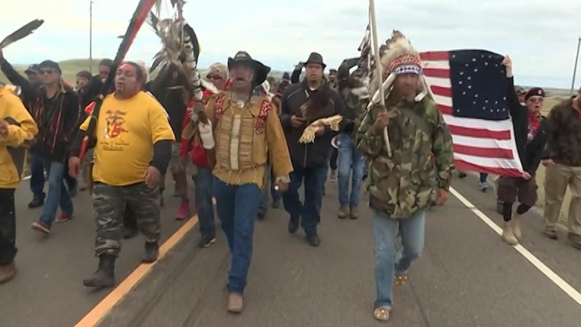 Tribe to Continue Fight After Court Refuses to Halt Dakota Access Pipeline