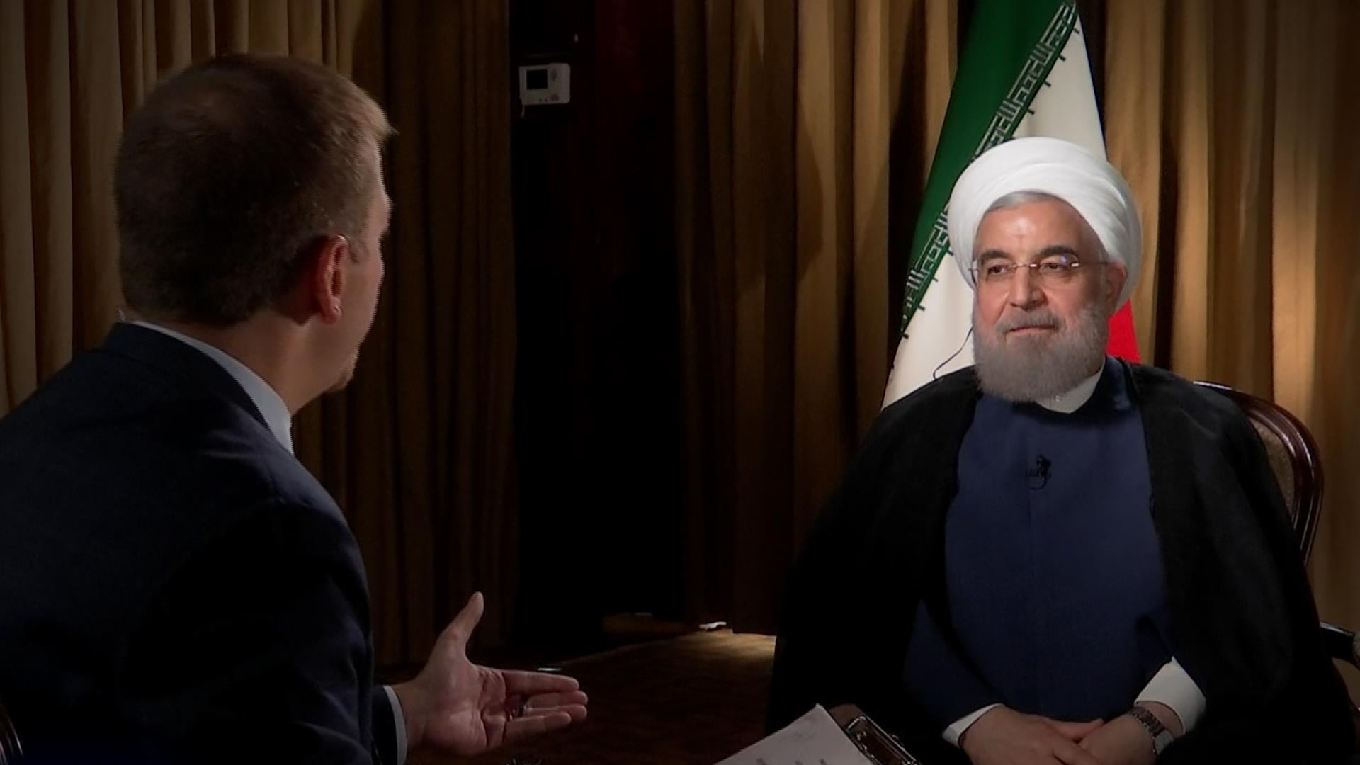 Full Interview: Chuck Todd's Exclusive With Iranian President Rouhani