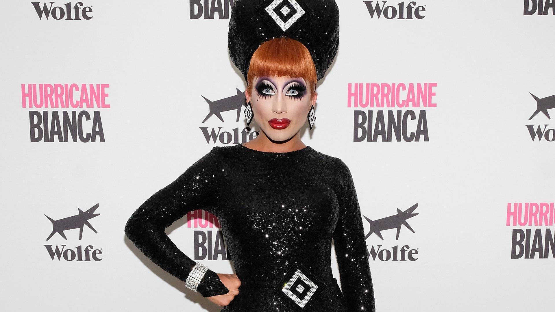 Drag Queen Bianca Del Rio Talks Heritage New Movie Hurricane Bianca