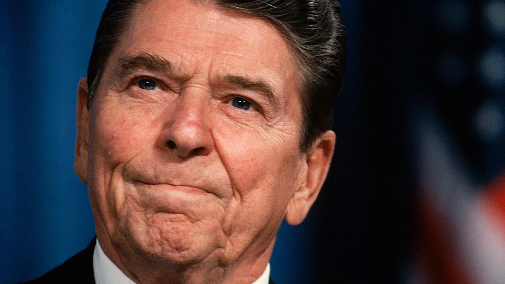 ronald reagan hero essay Free essay: ronald reagan's presidency truly, when ronald reagan took office in 1981, the world was changing his presidency would be one that would set the.