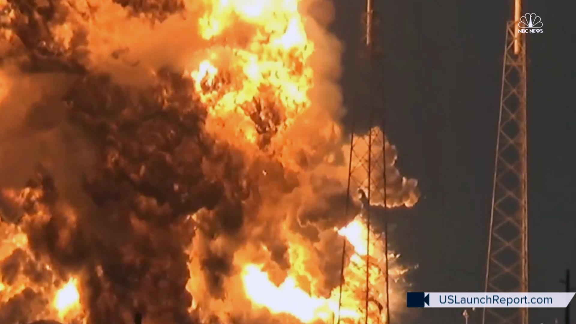 SpaceX Explains September Explosion, Says It'll Try Again Sunday ...
