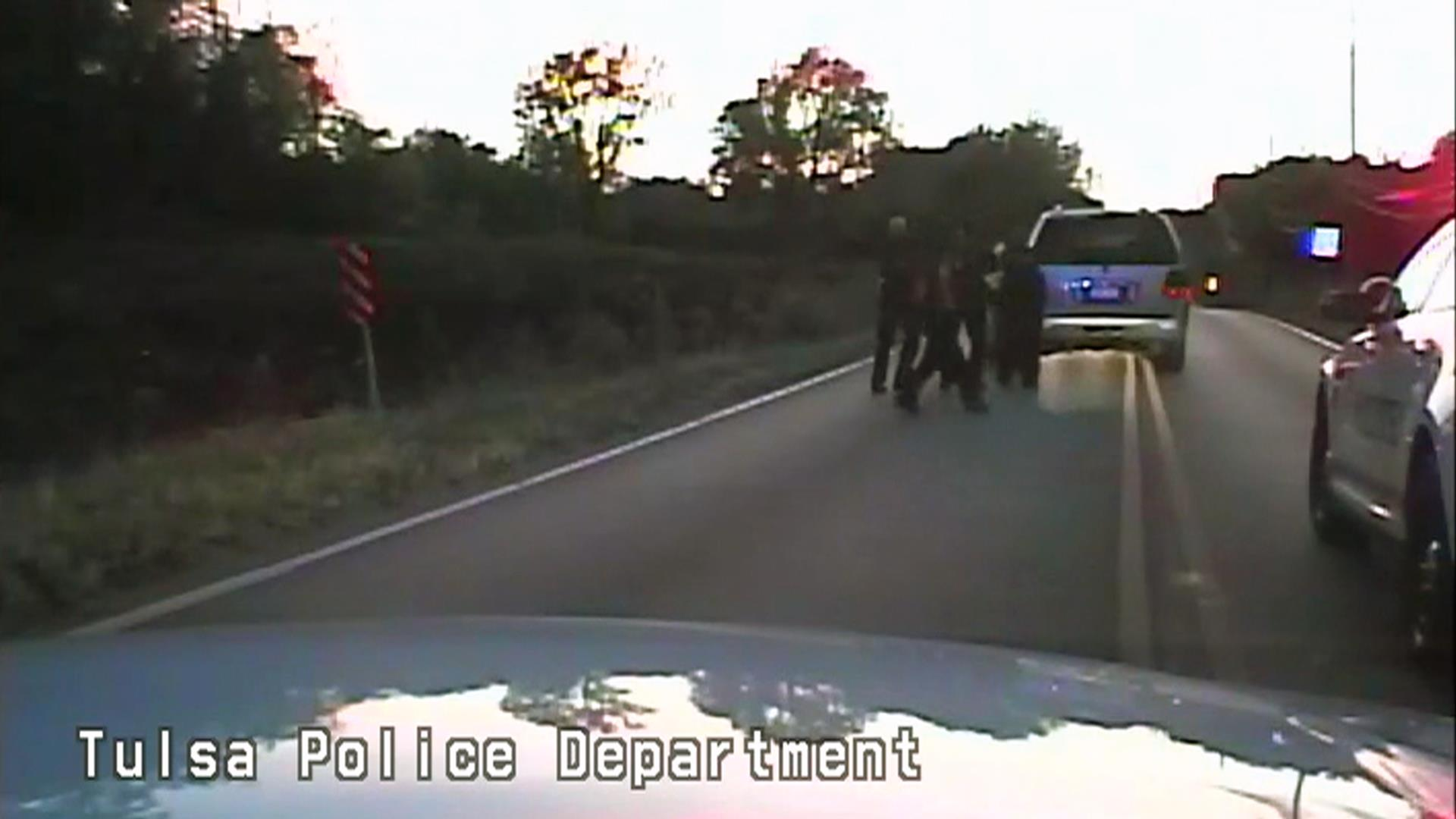 Terence Crutcher Shooting: 'Disturbing' Helicopter Footage Shows Tulsa Police Kill Unarmed Man