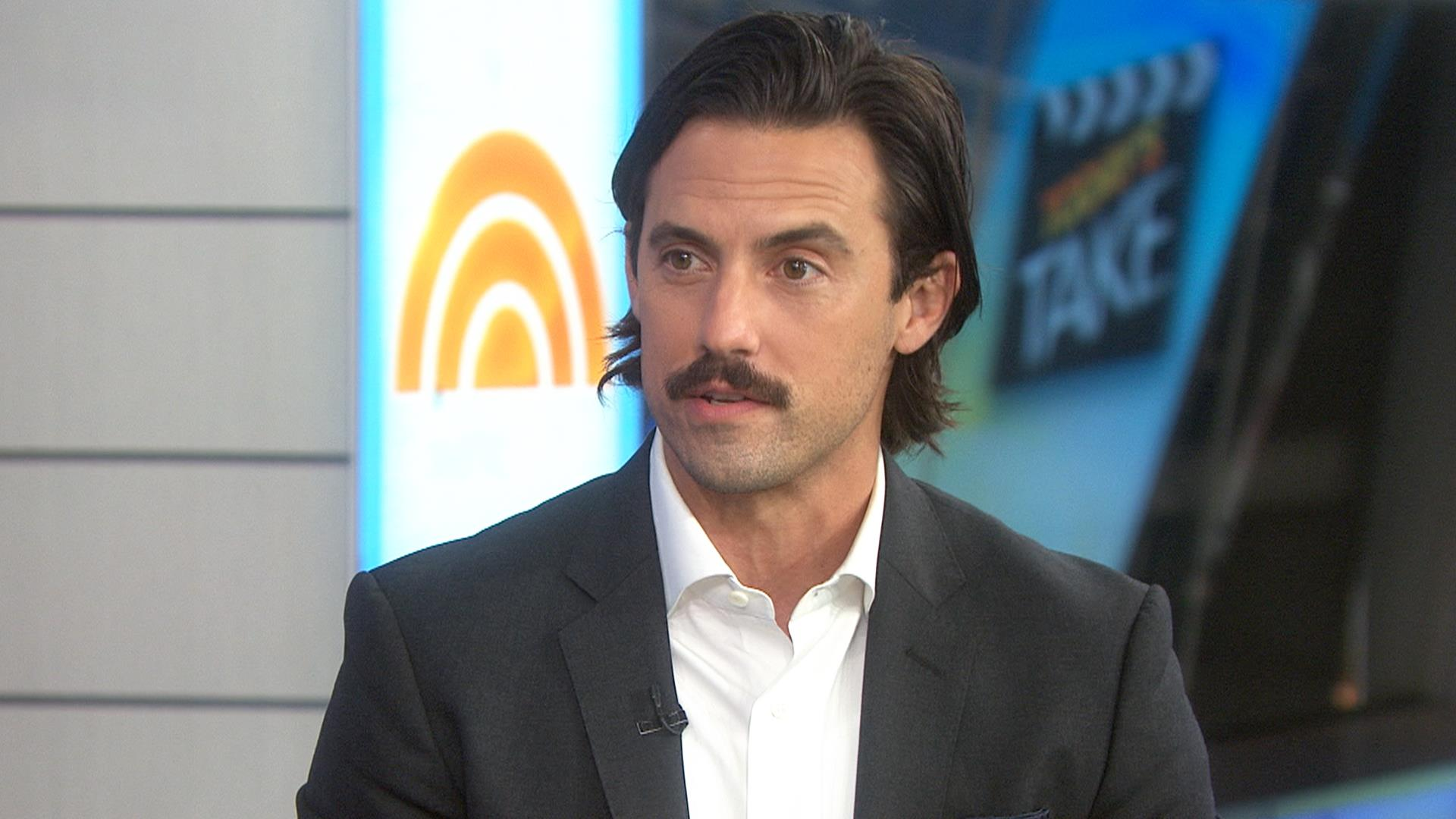 Afghanistan Turning People Whose >> Milo Ventimiglia: Why 'This Is Us' is relatable for everyone - TODAY.com