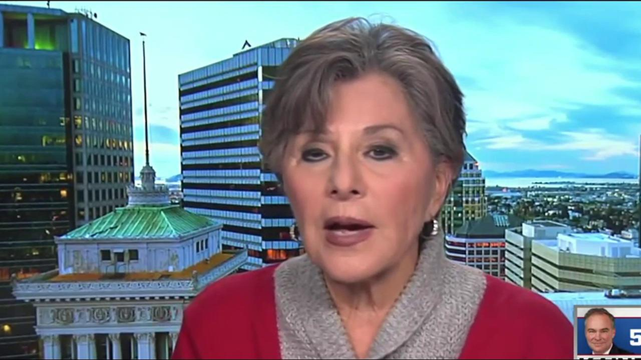 Sen. Boxer on Bill Clinton's Obamacare...
