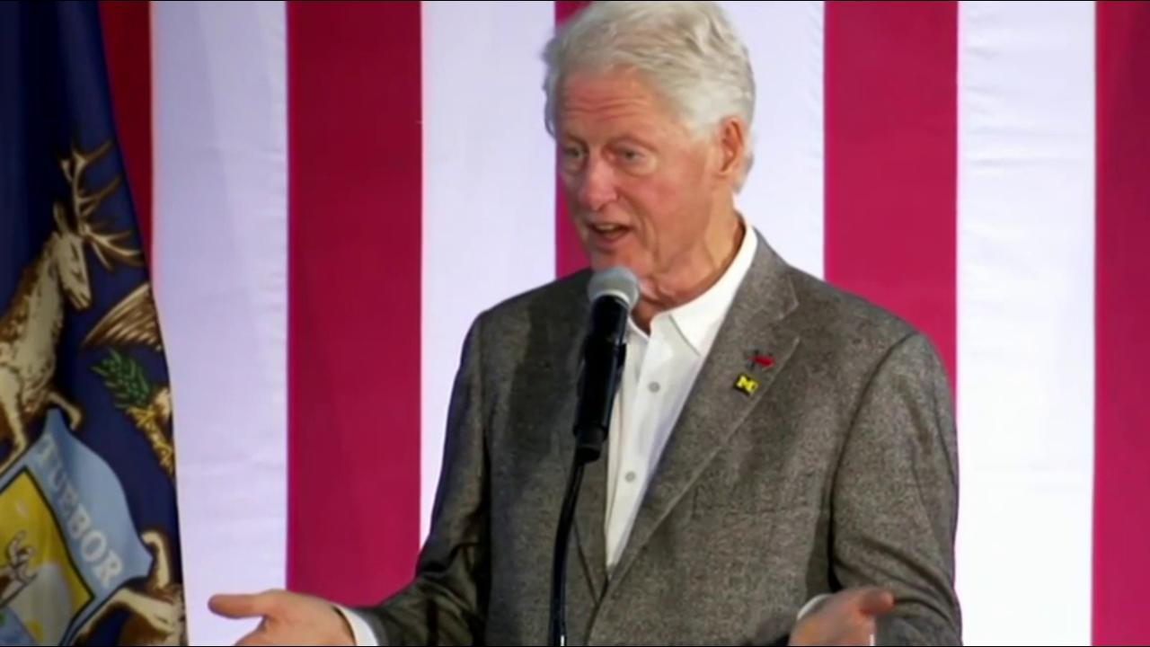 Hewitt: Bill Clinton Gave Pence a ...
