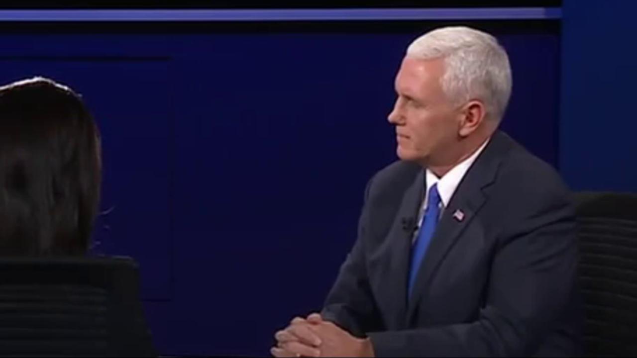 Will Pence help Trump in debate prep?