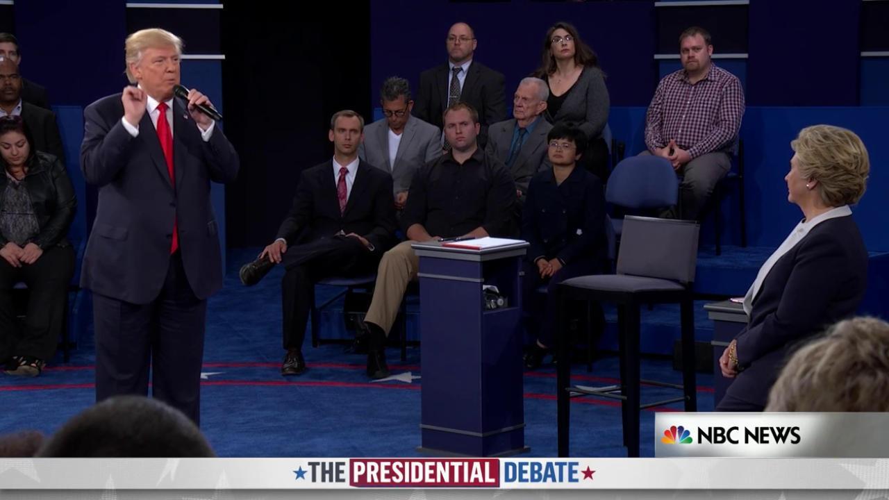 Second Presidential Debate: Part 4
