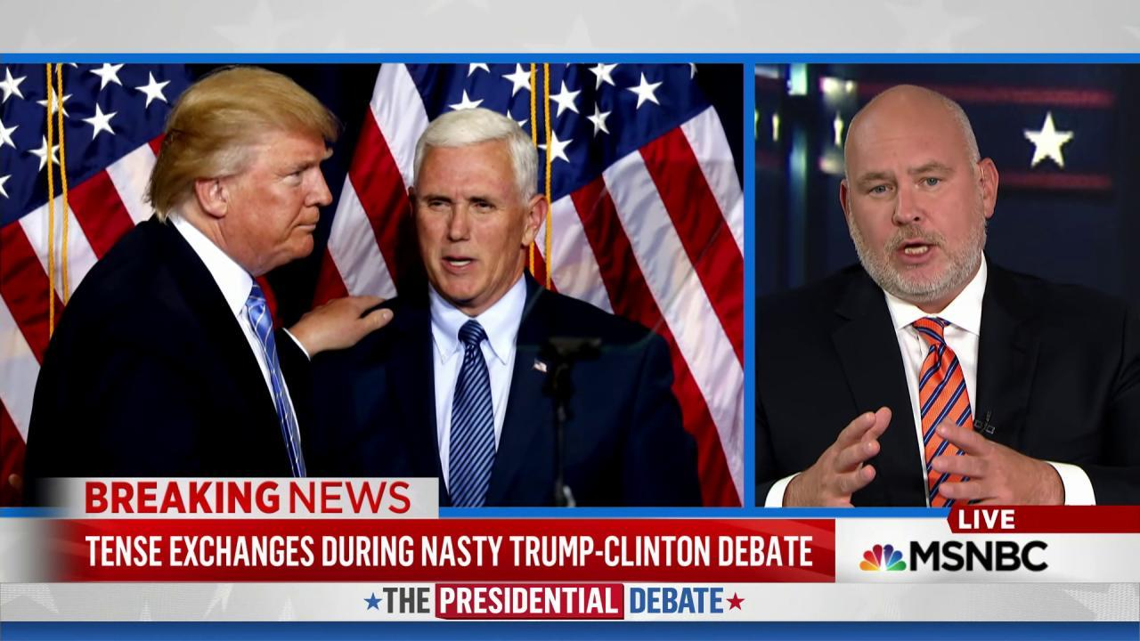 Trump indiscretions put Pence brand at risk