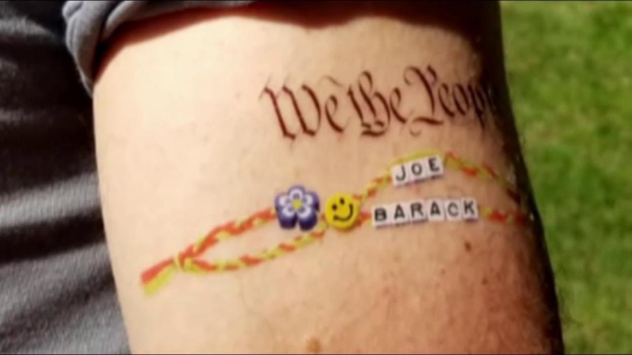 Tattly's temp tattoos head to the White House