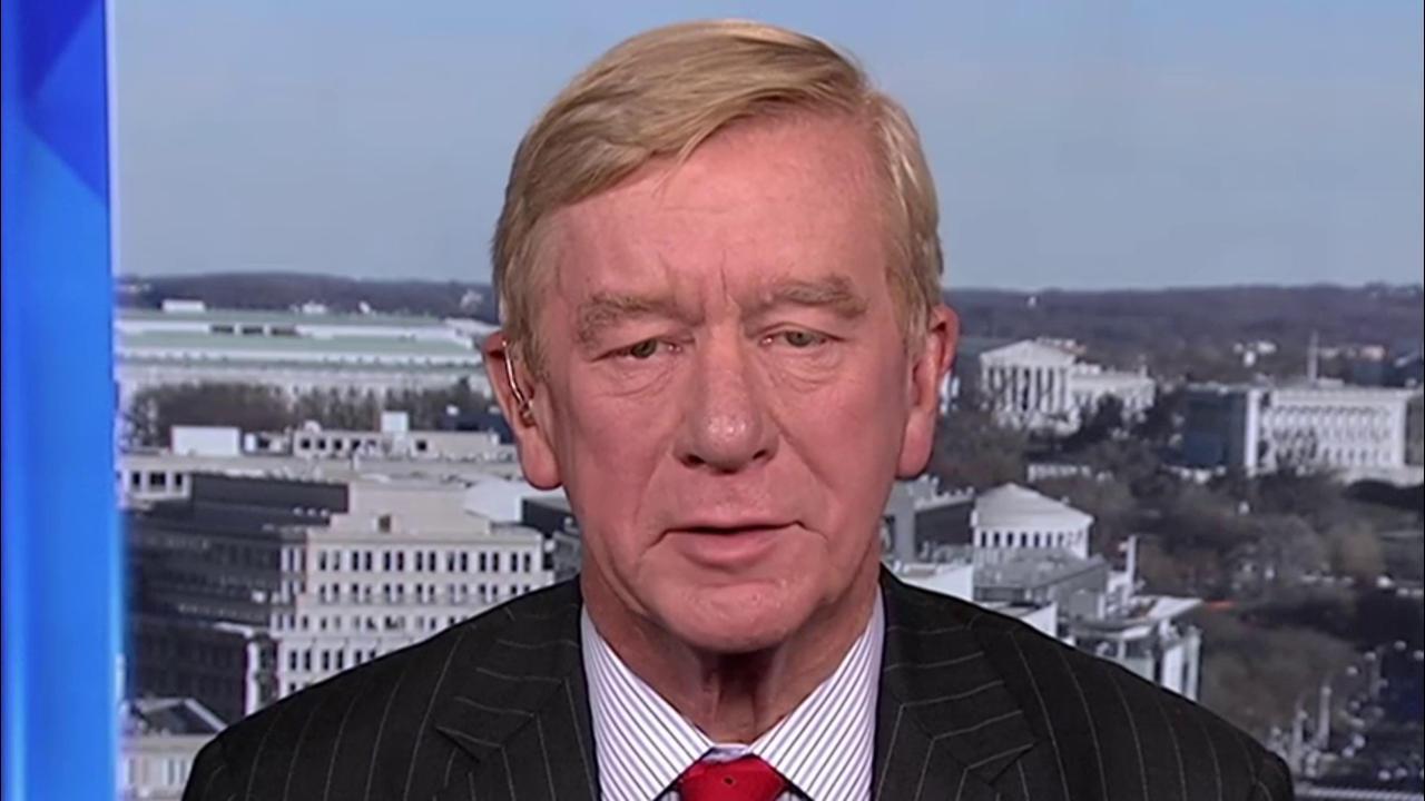 Weld: 'Trump Behaving Like a Wild Man'