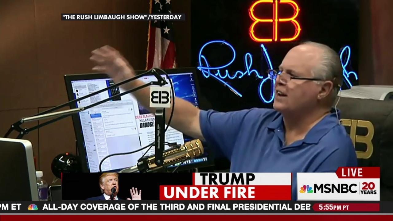 Limbaugh: The left is obsessed with consent