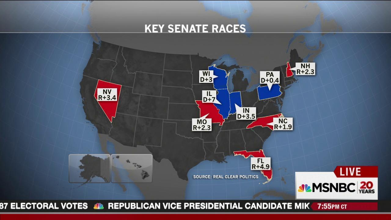 The Trump electoral drag