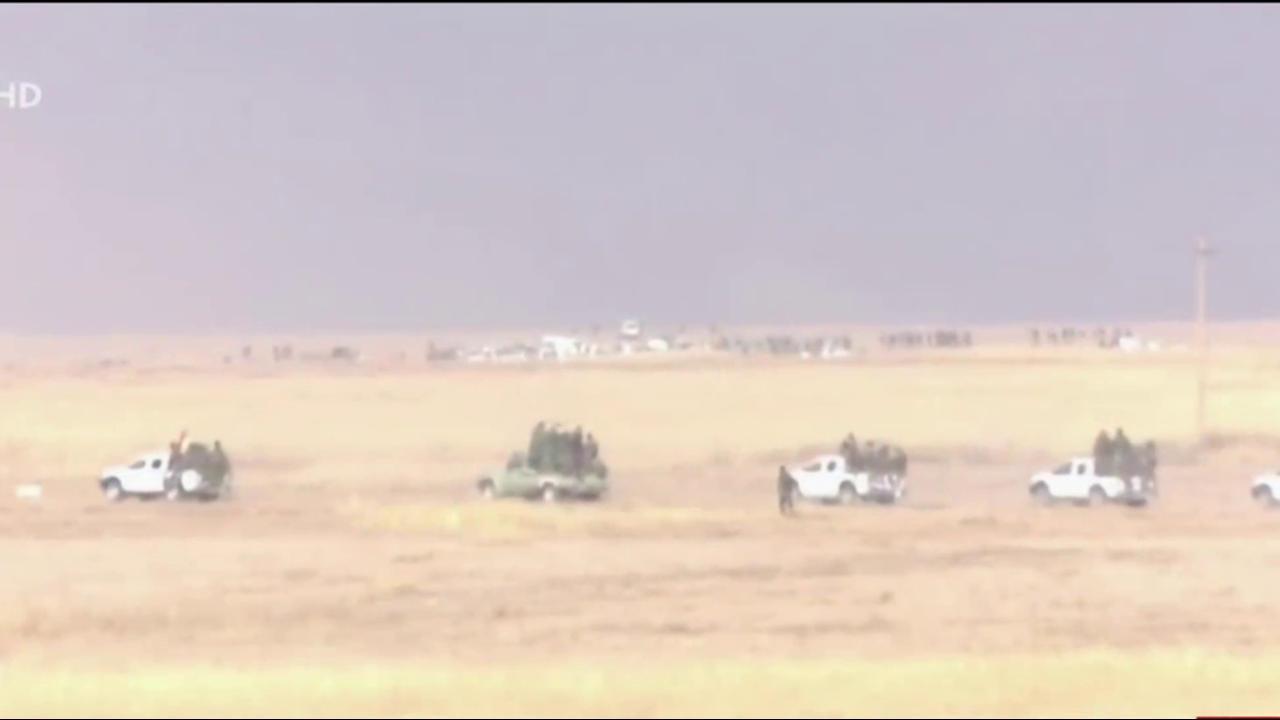 Iraq launches offensive to retake Mosul