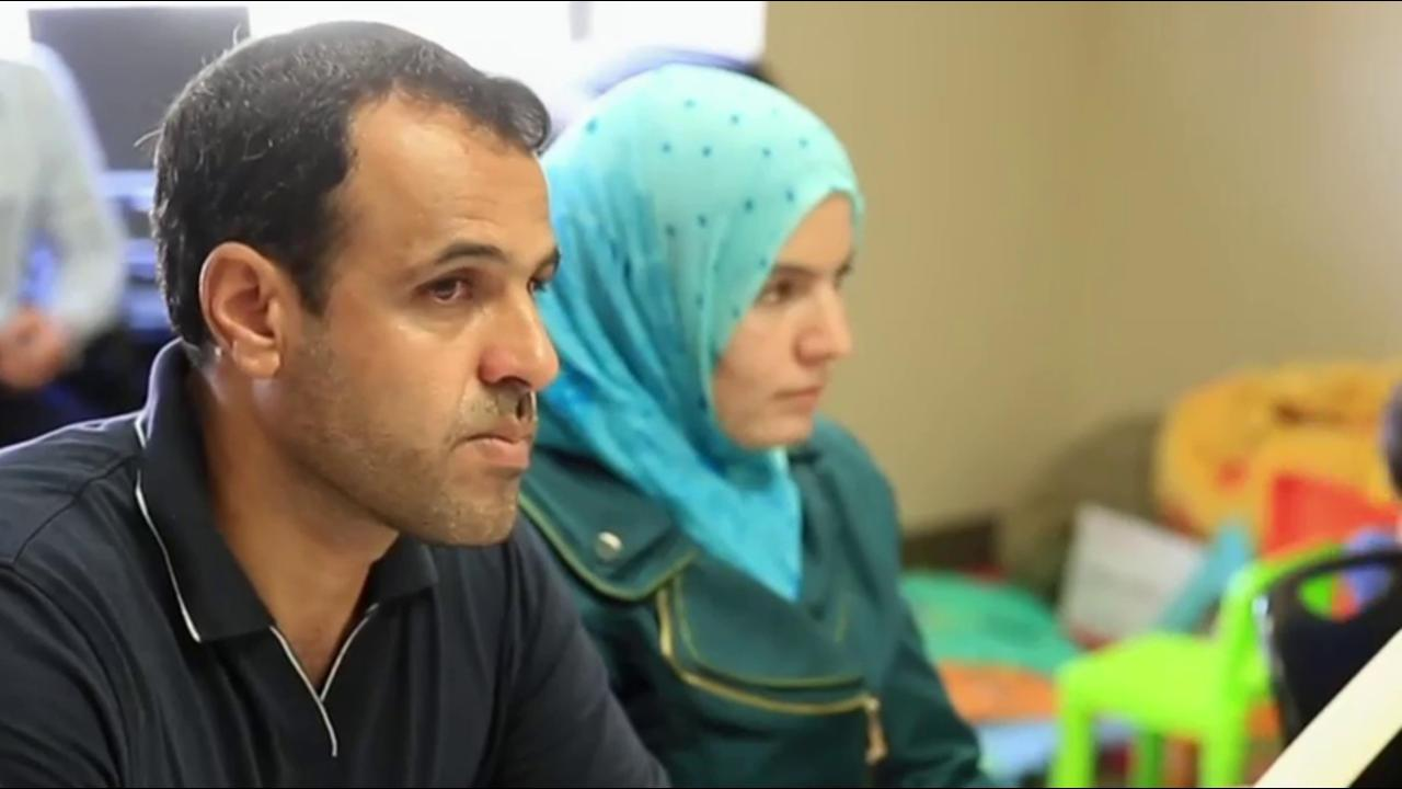 Syrian refugees resettle in Texas