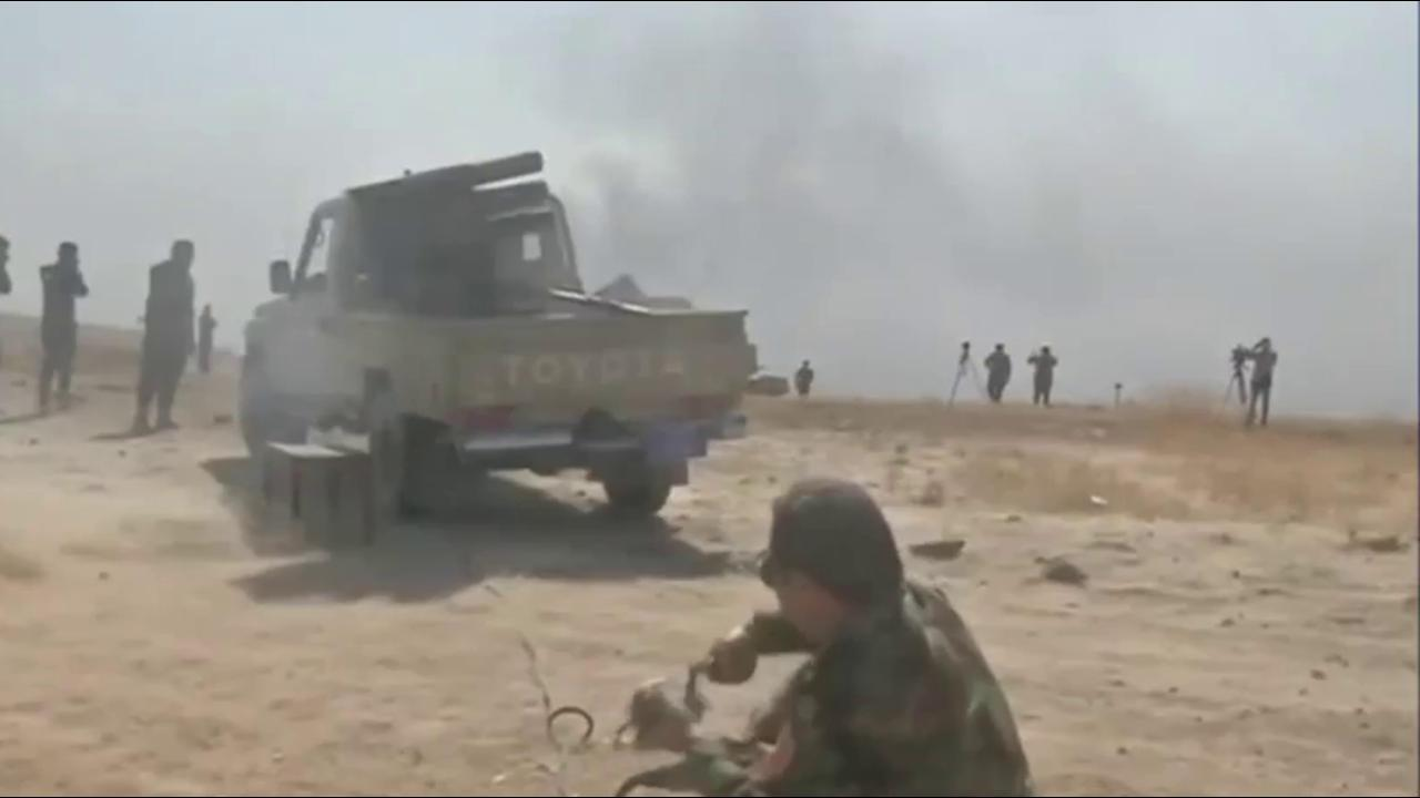 Iraq launches operation against ISIS