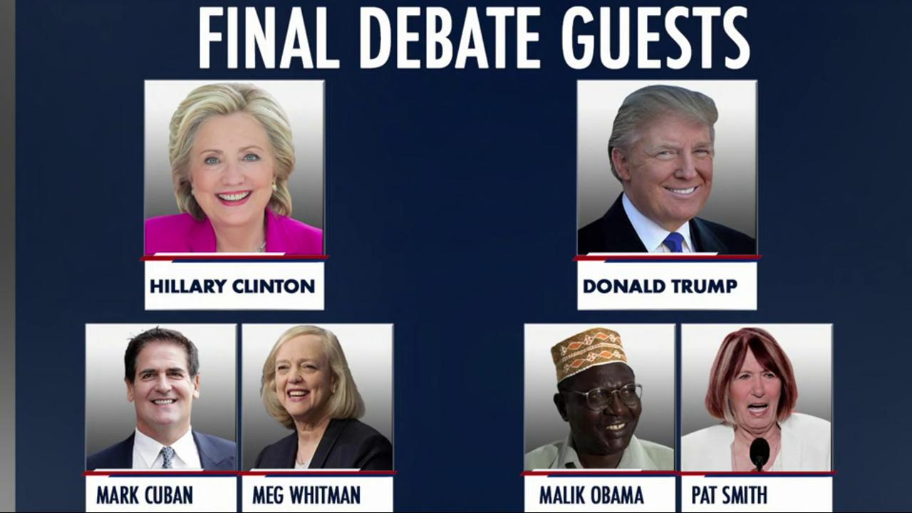 Clinton, Trump prepare for final 2016 debate