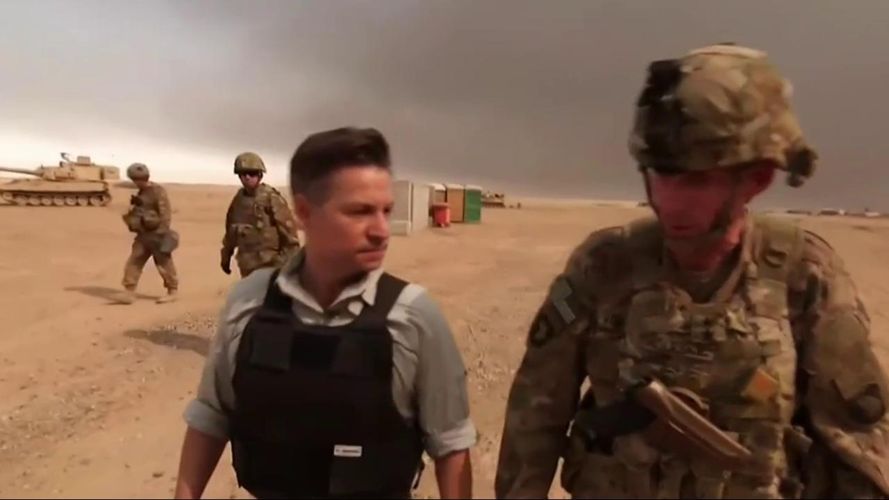 Inside the fight to retake Mosul from ISIS