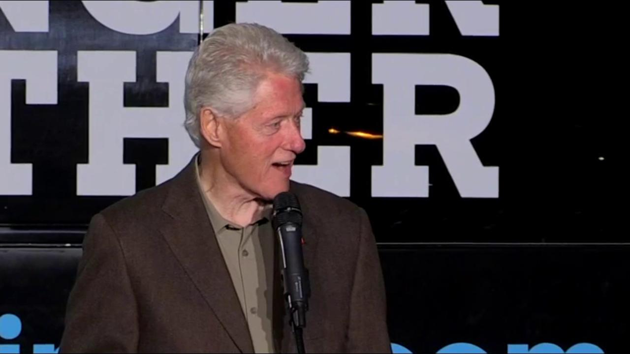 Bill Clinton: America wasn't so 'great'...