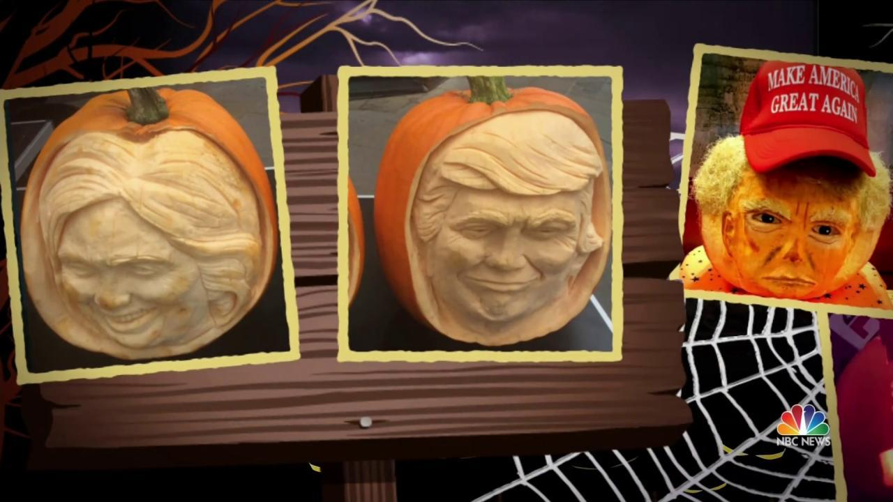 Political Home Decorations Reach a Whole New Level This Halloween