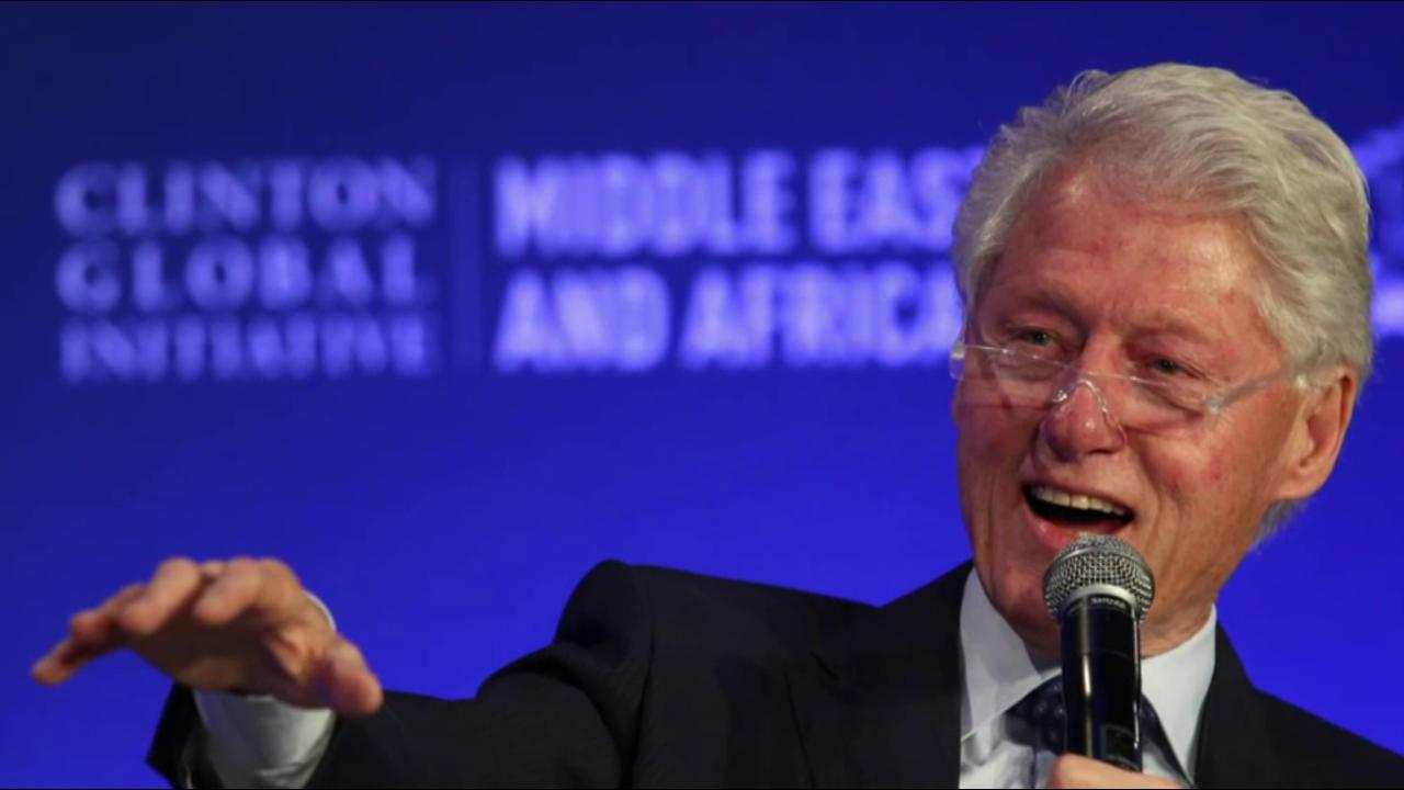 More controversy for the Clinton Foundation