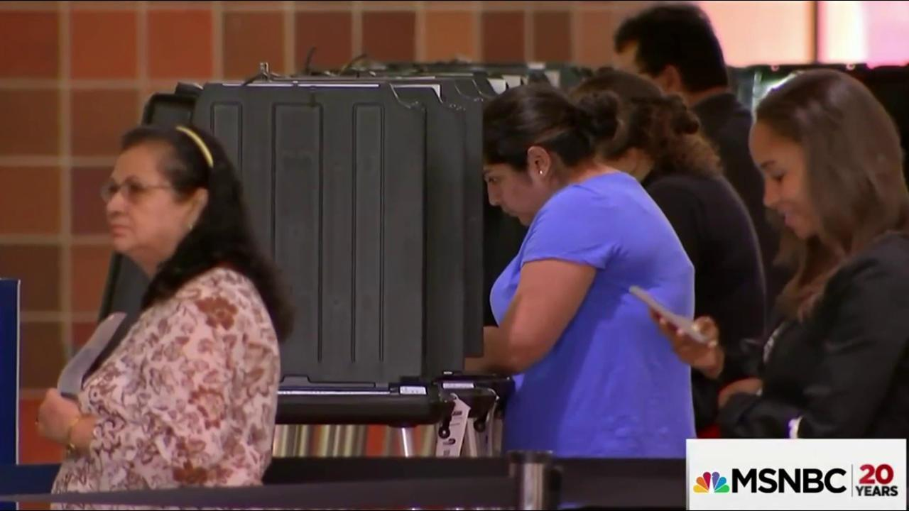 New concerns about voter intimidation
