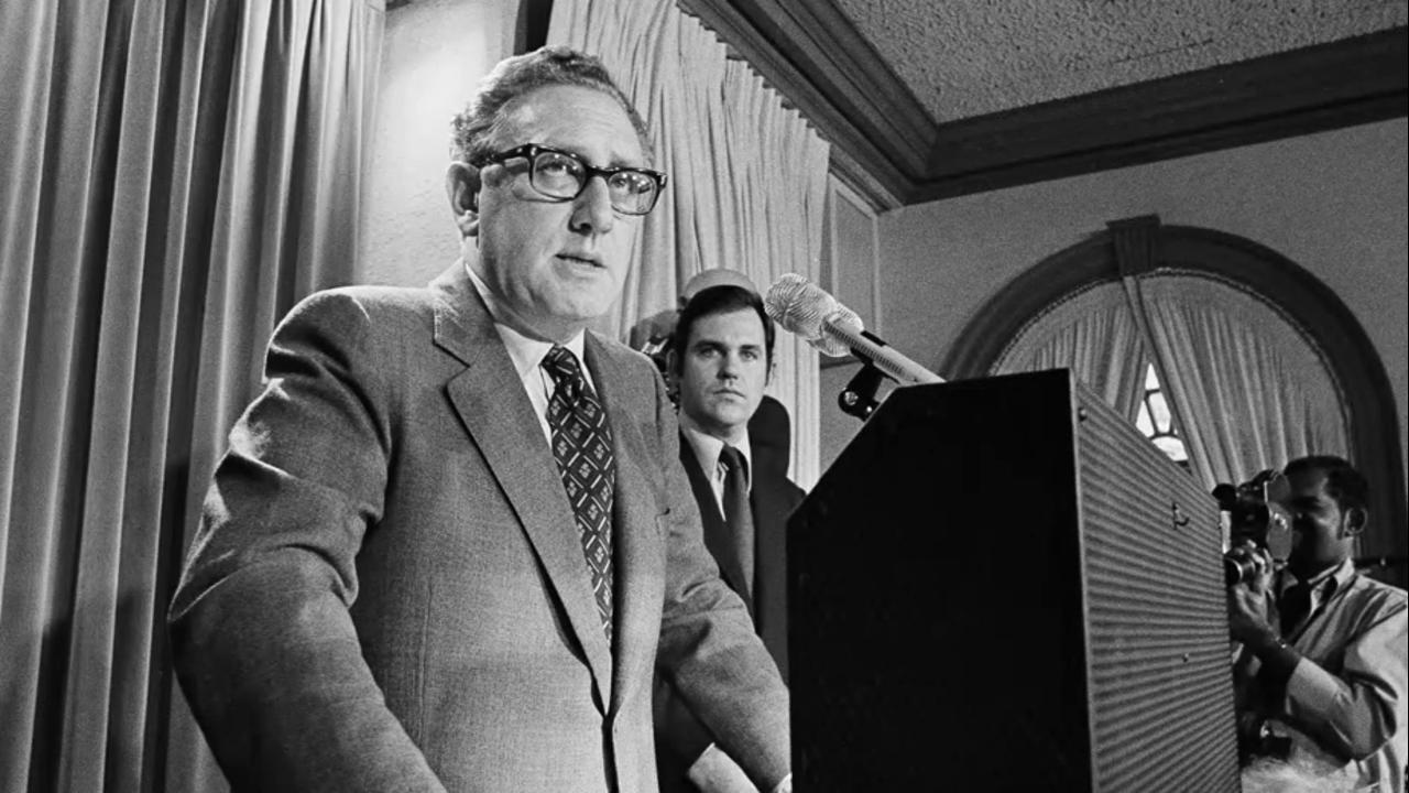 From Kissinger to Comey, a Short History of the 'October Surprise'