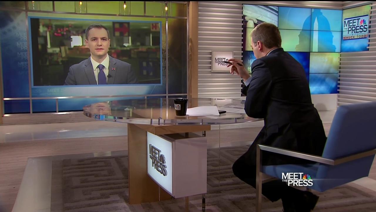 Full Robby Mook Interview: 'Let's Get All the Information Out There'