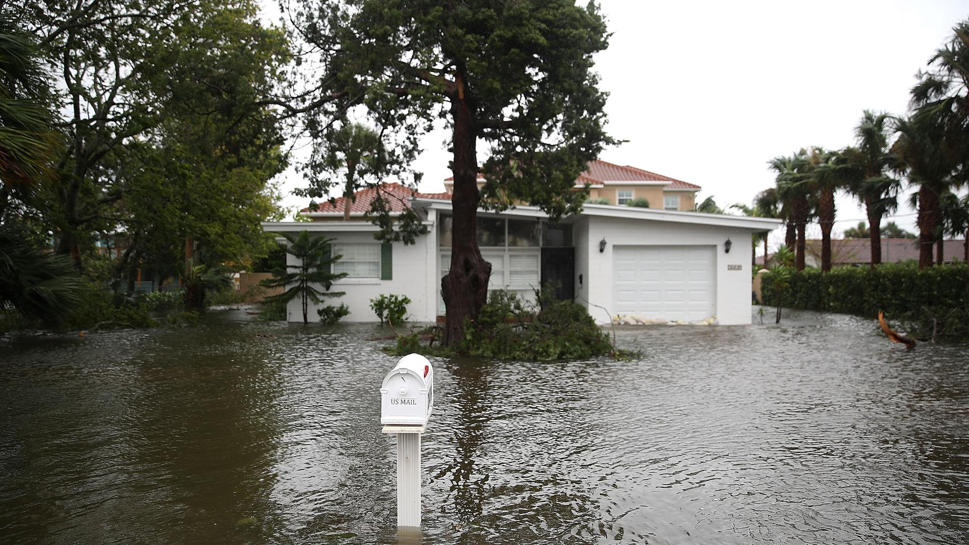These Videos Capture Severe Flooding From Hurricane ...