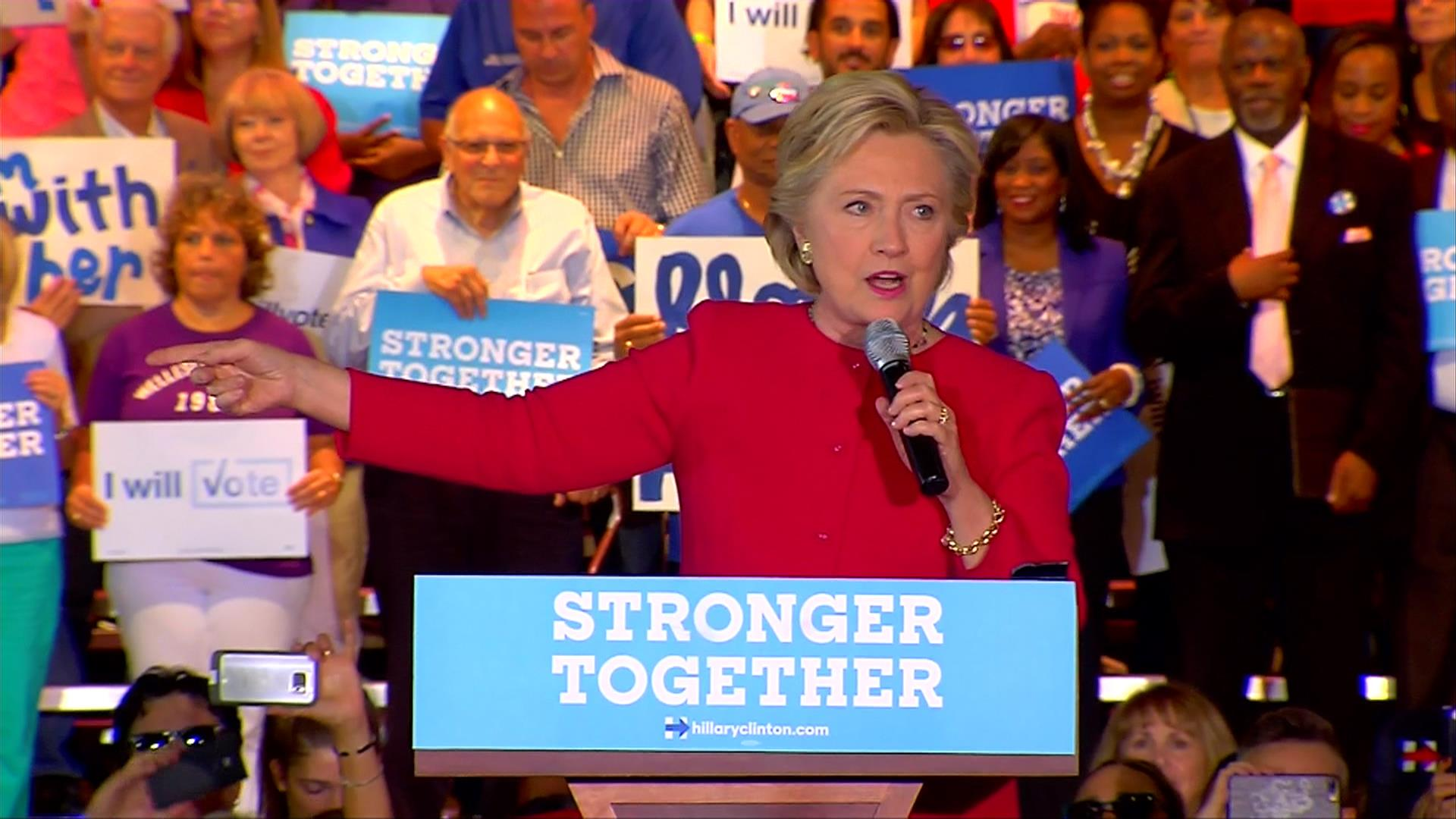Wikileaks shows issues with Clinton inner...