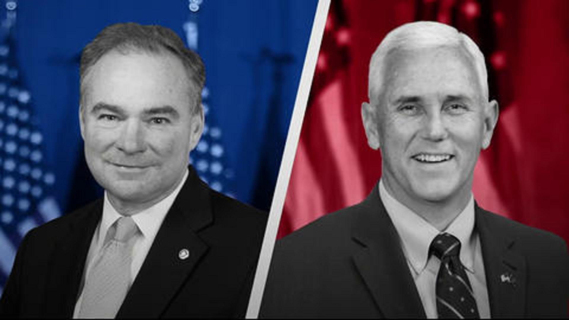 2016 VP Debate:... 2016 Vp Debate Fox News