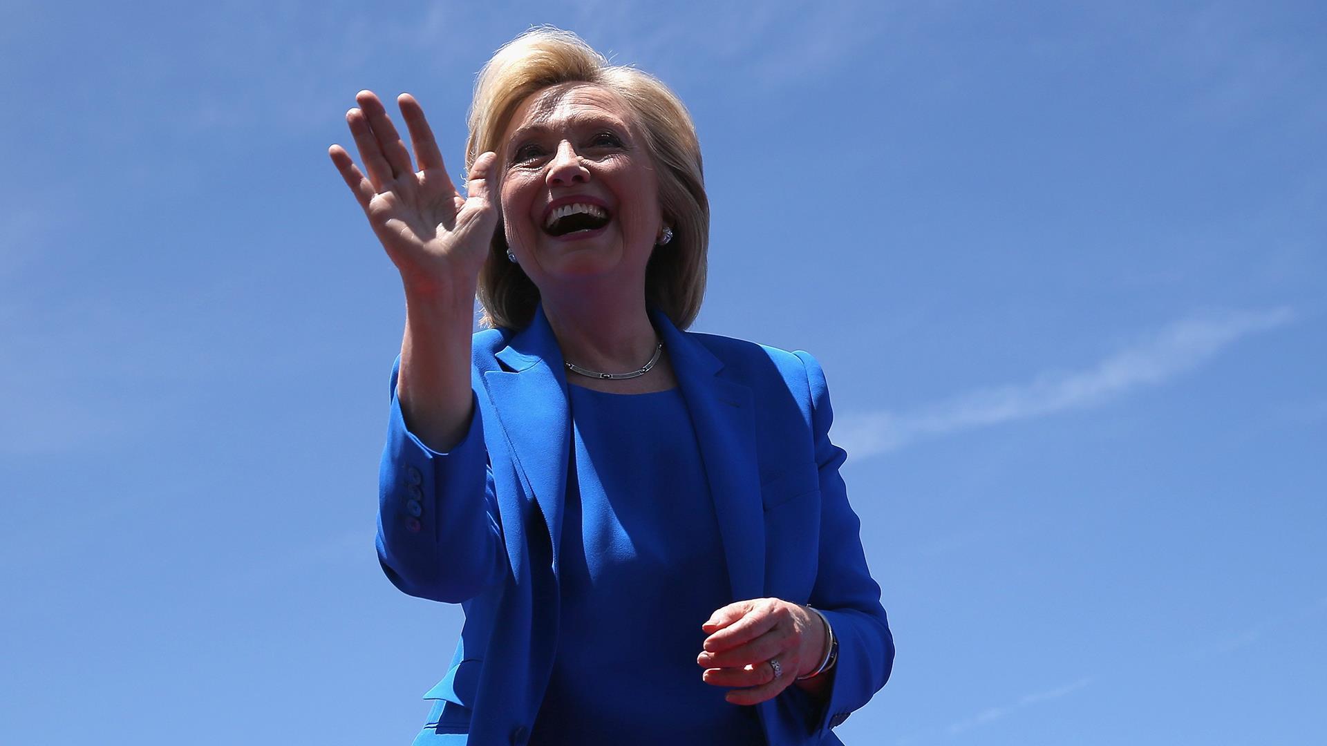 Watch Live Hillary Clinton Rally