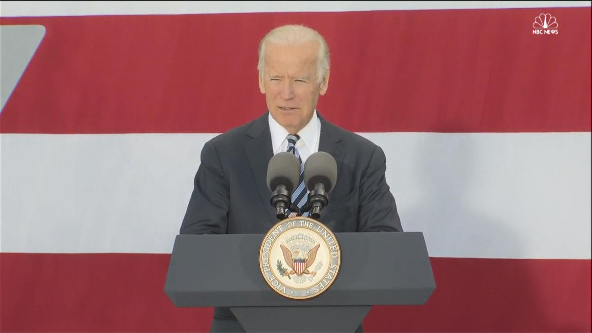 Biden focuses on down-ballot race in Ohio