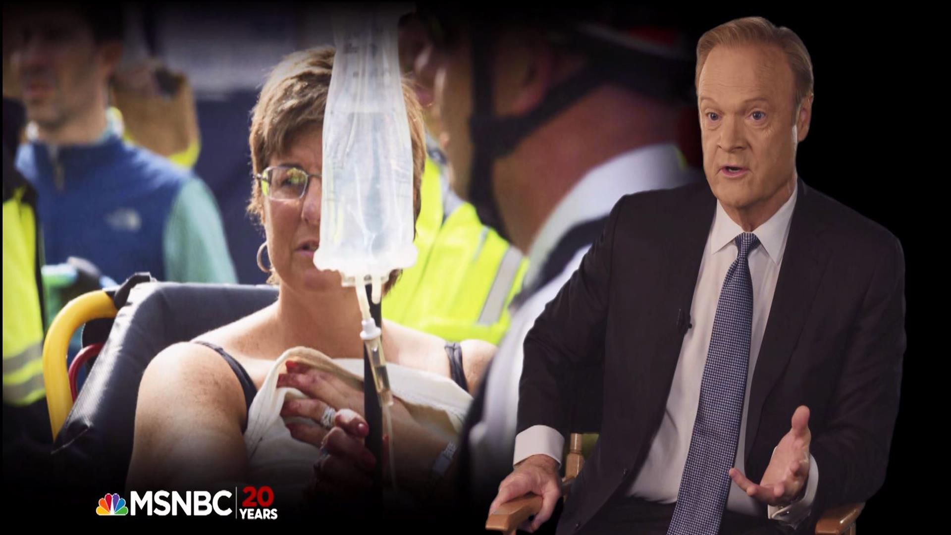 Lawrence O'Donnell on the Boston Bombing