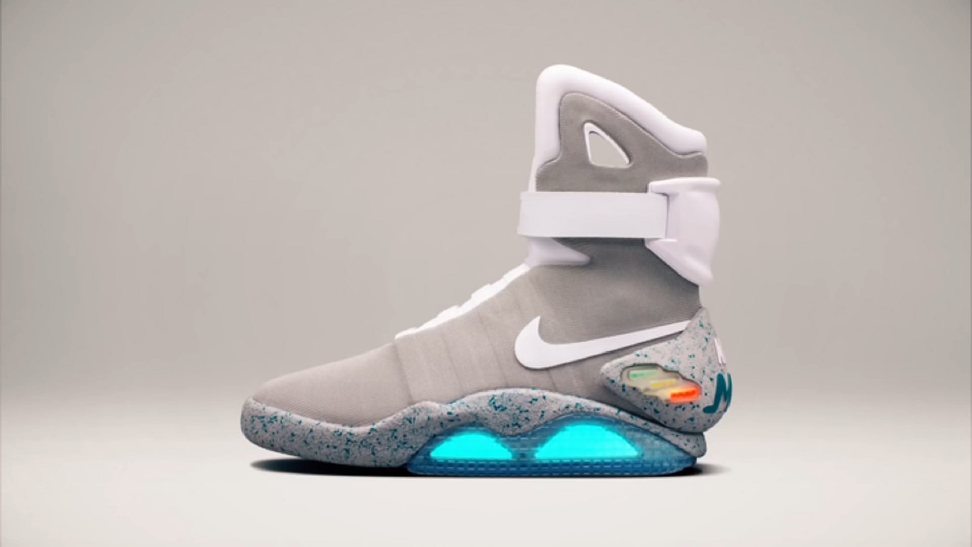 'Back to the Future' Shoes Are Almost Here