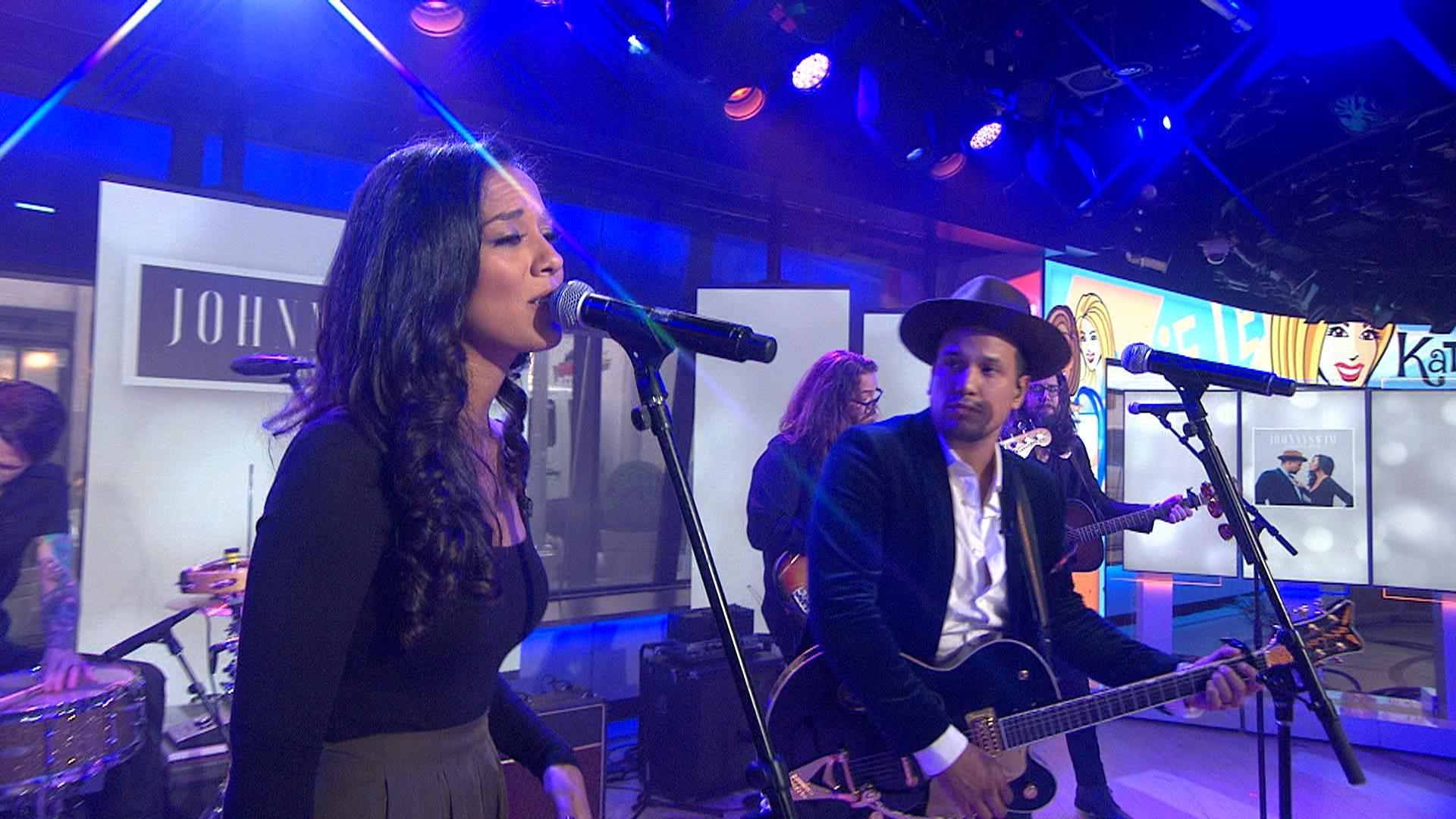 Johnnyswim perform let it matter on today today hexwebz Gallery