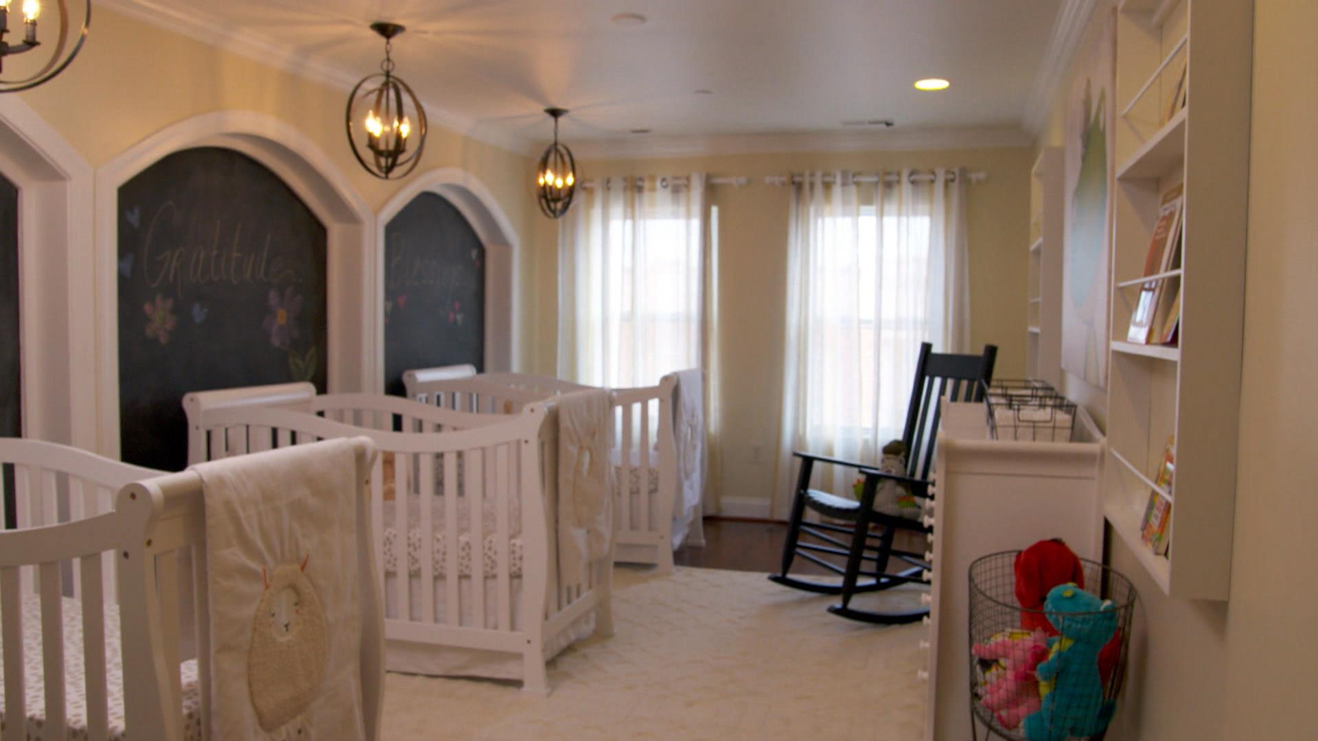 Couple Gets Much Needed Nursery Renovation Ahead Of