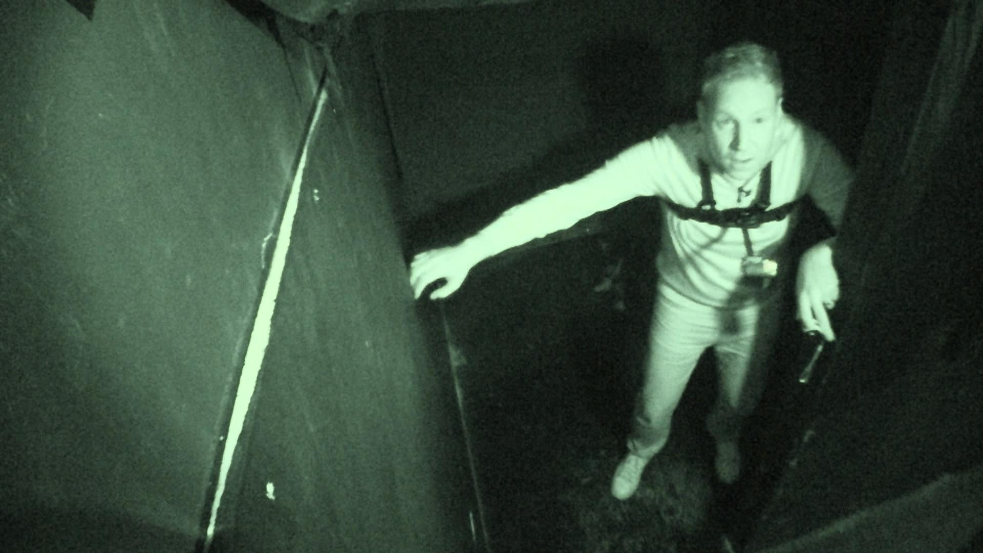 Haunted houses may be hazardous to your heart: Here's why