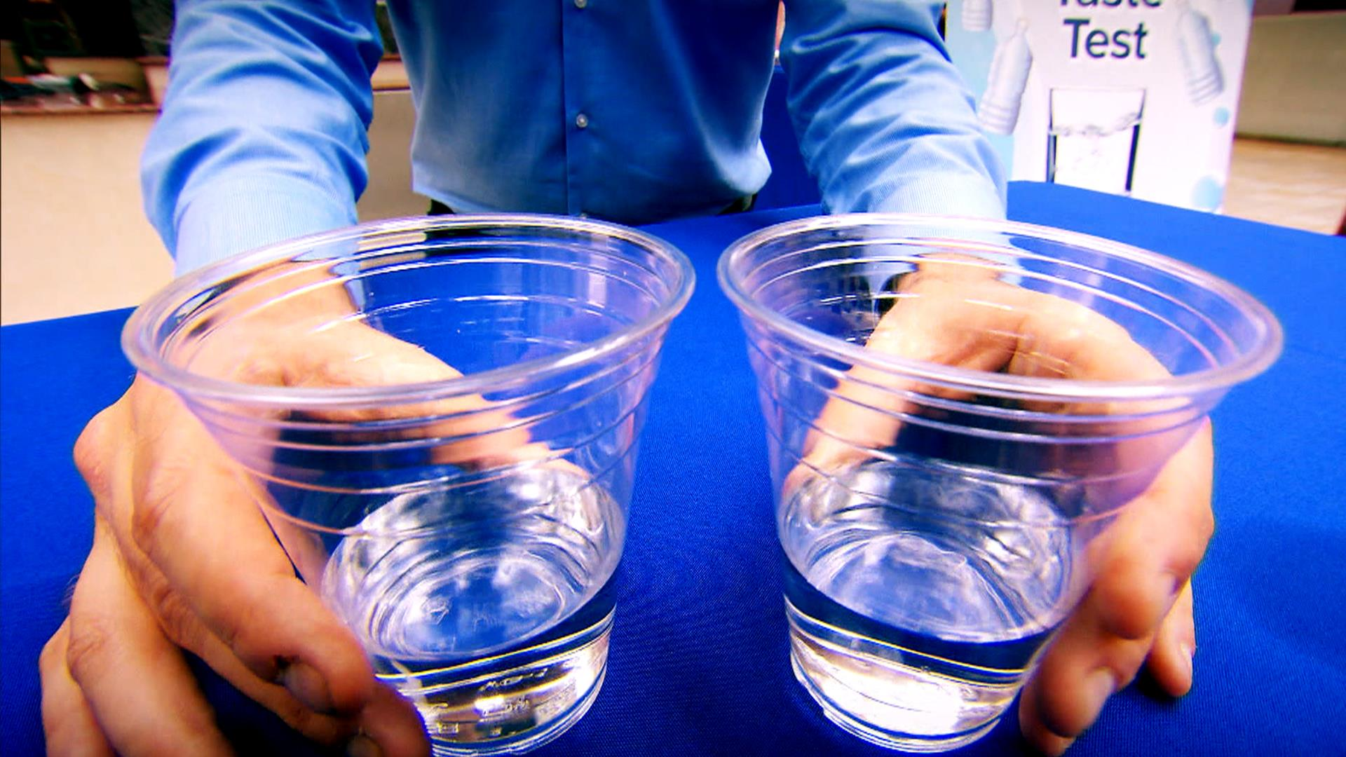 bottled water vs tap water 2 essay The documentary, tapped, is about the issue of the bottled water industry and its   another important fact about bottled water as opposed to tap water is the.