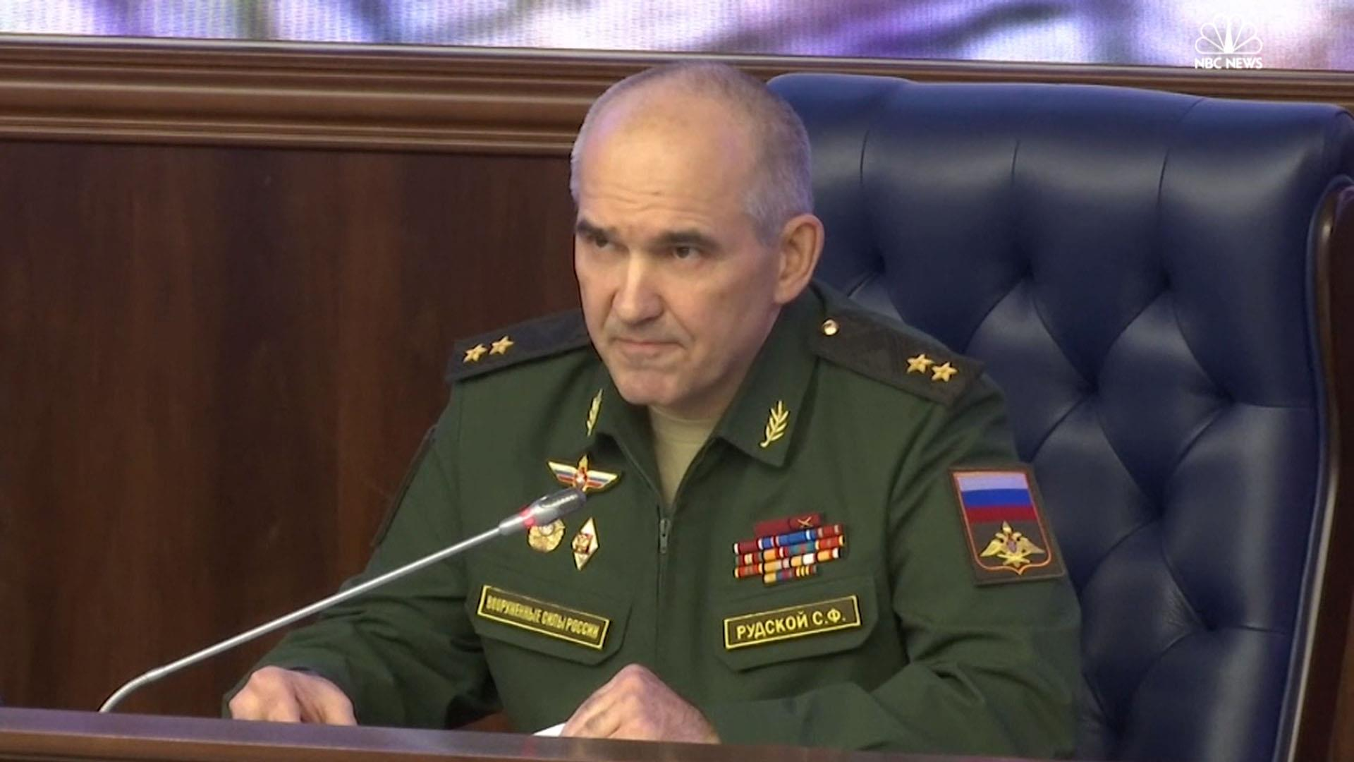 Russia Accuses U.S. Coalition of War Crimes in Syria
