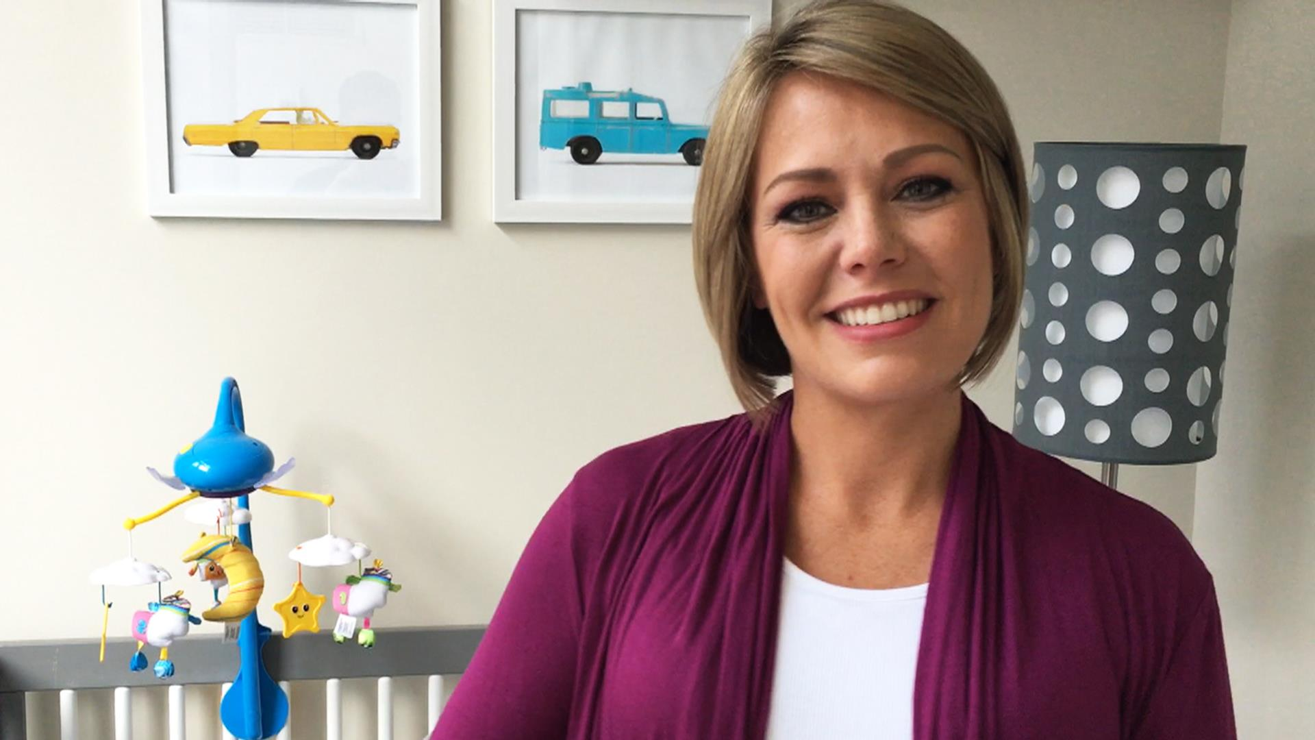 Dylan Dreyer's pregnancy diary for TODAY: Life will change
