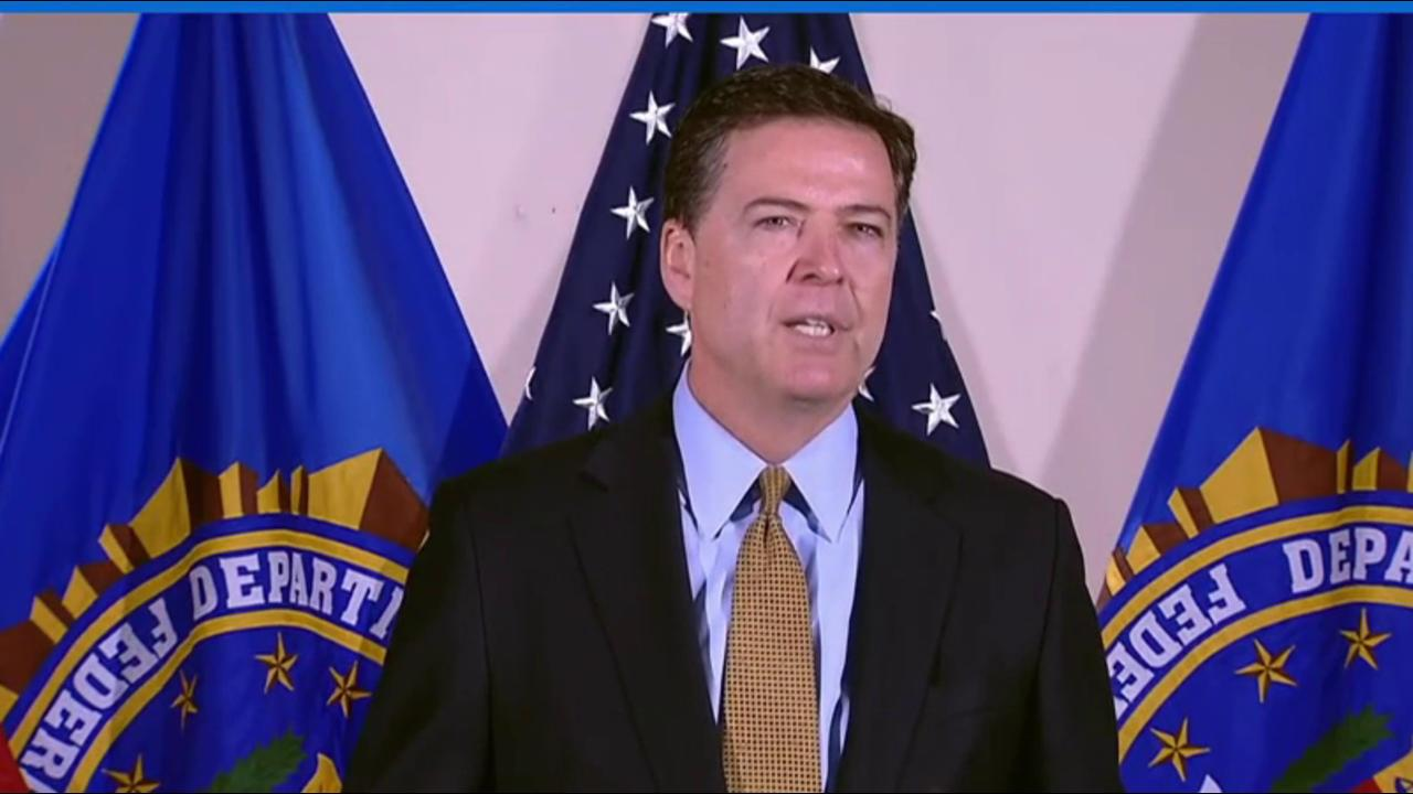 Lynch, Comey meet about new Clinton emails