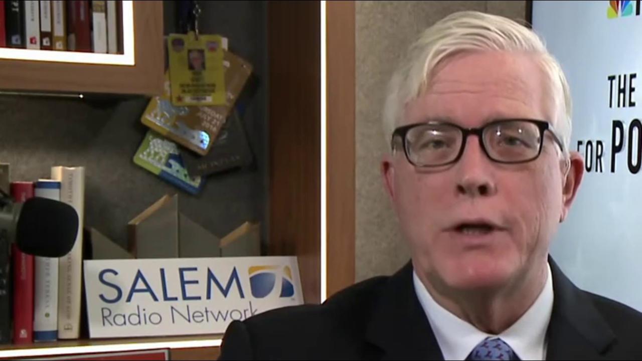 Hewitt: 'Heat' from FBI is Clinton's doing