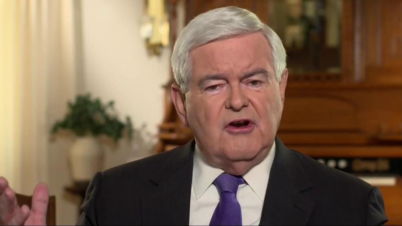 Full Newt Gingrich Interview: 'Words Matter'