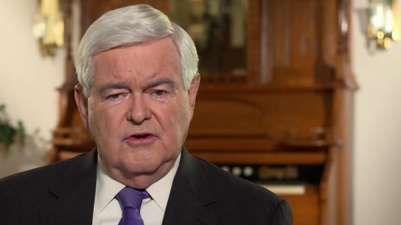 Newt Gingrich: Difficu...