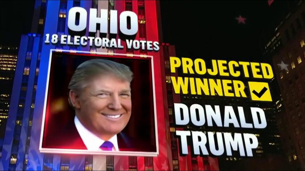 Ohio imperative for Trump path to victory