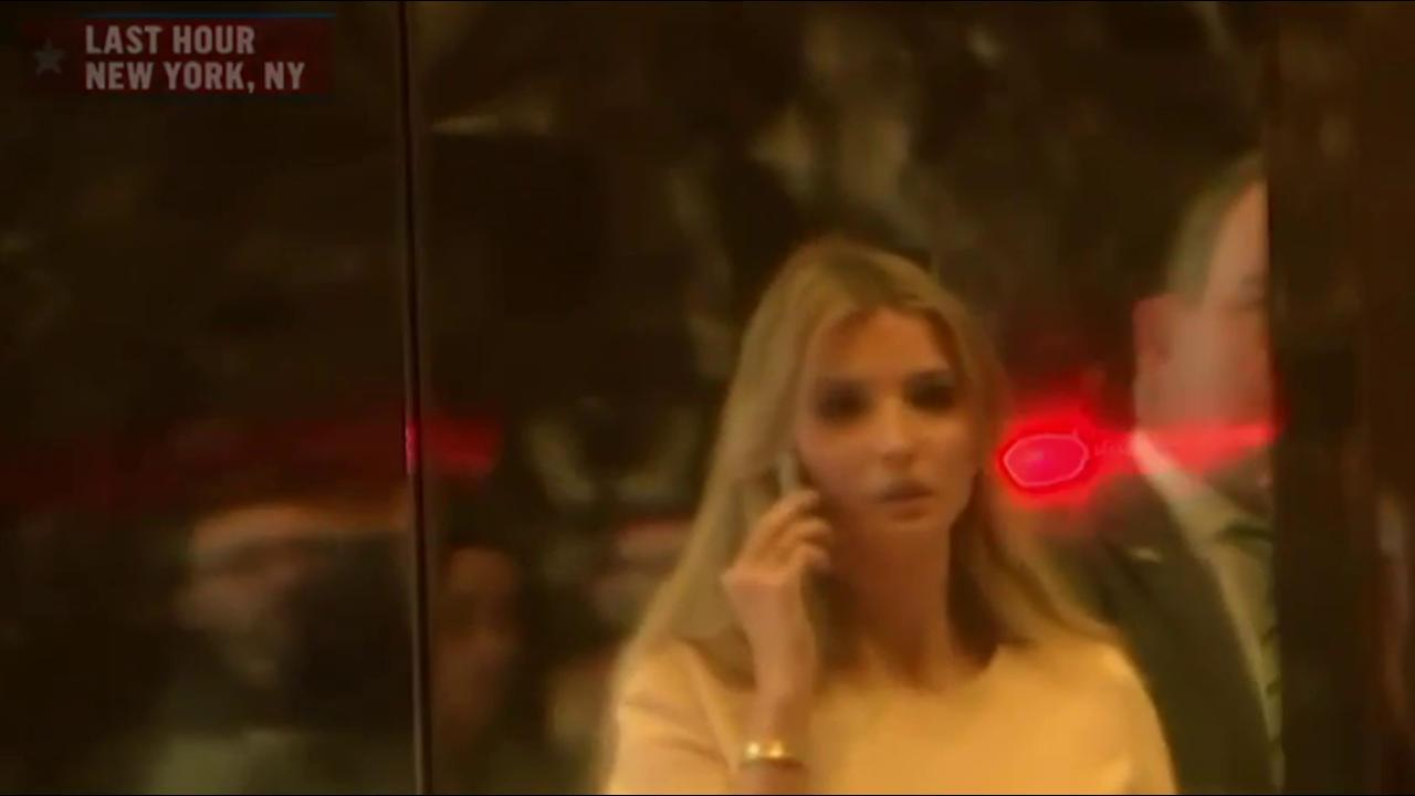 Trump children named as part of transition...