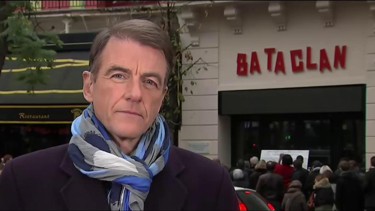 Bataclan reopens on eve of attack anniversary