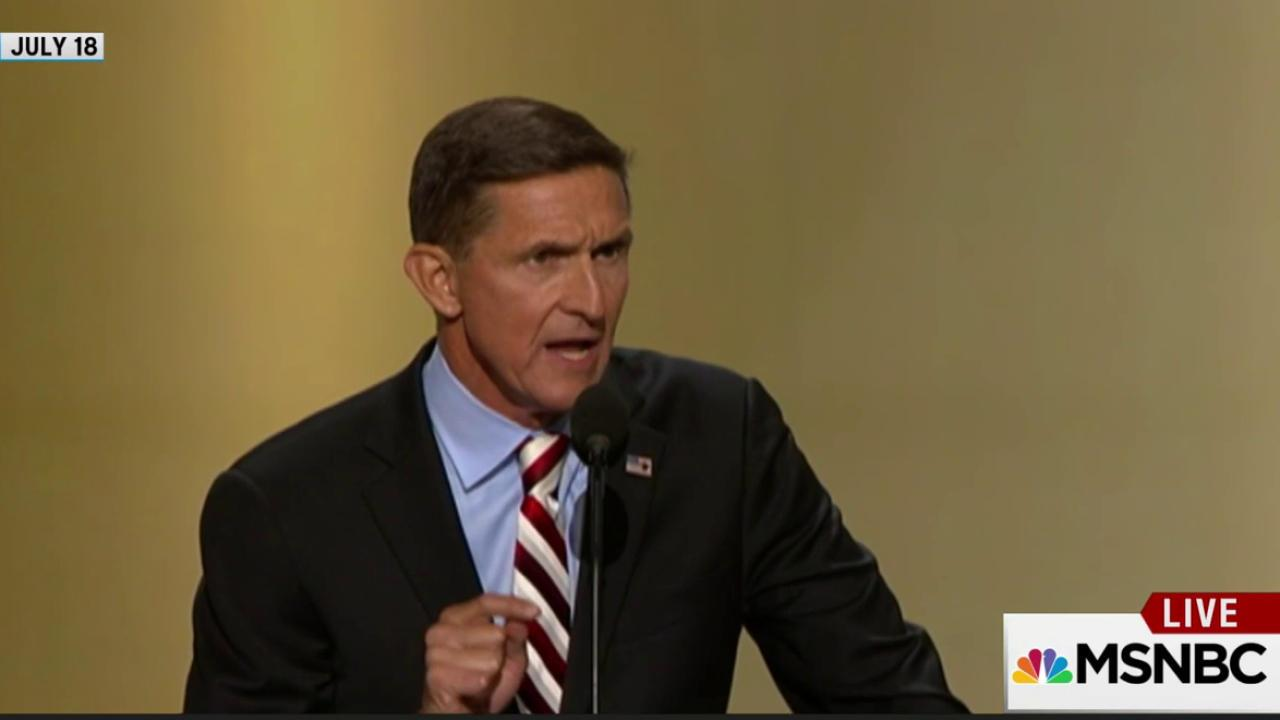 Trump NSA offer spares Flynn Senate hearing