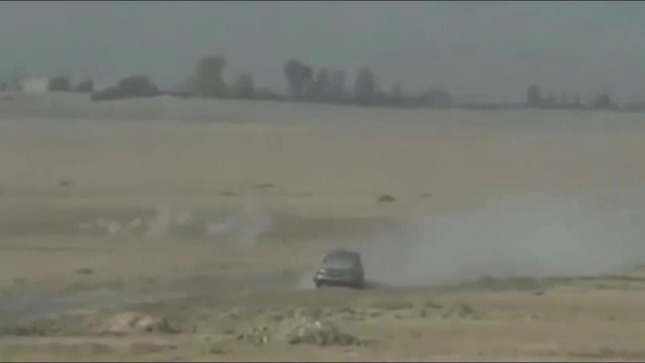 Fighting to remove ISIS control